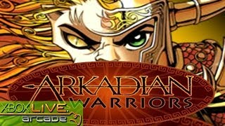Arkadian Warriors - X360 XBLA Gameplay (XBOX 360 720P)