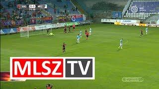 Vaskó Tamás gólja a Vasas FC - Mezőkövesd Zsóry FC mérkőzésen