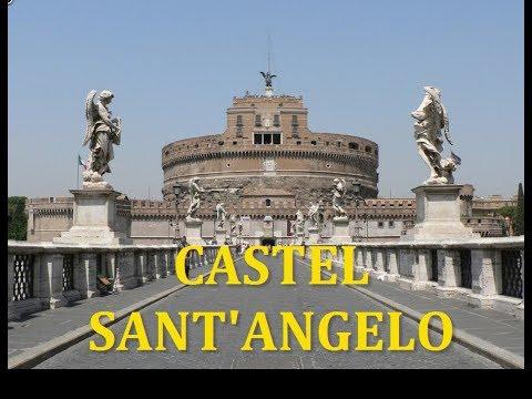 CASTEL SANT'ANGELO & BRIDGE OF ANGELS TOUR a/k/a HADRIAN'S MAUSOLEUM