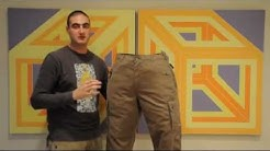 Pick-Pocket Proof Pants - The Ultimate in Travel Security
