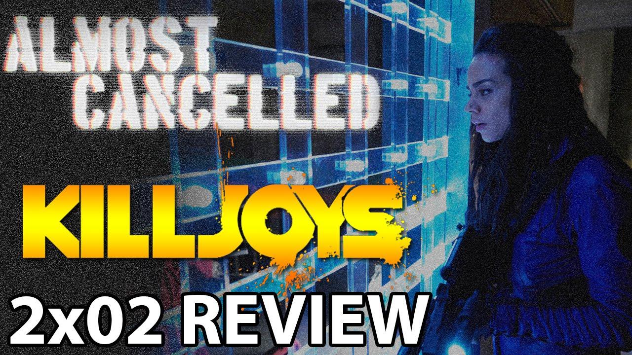 Download Killjoys Season 2 Episode 2 'Wild, Wild, Westerley' Review