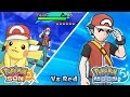 Download Pokémon Title Challenge 4: Trainer Red (Game Edited) [HG/SS] MP3 song and Music Video