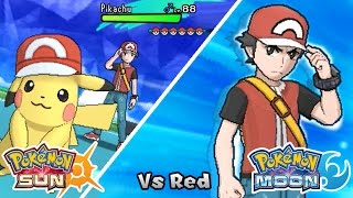 Pokémon Champion Title Challenge 4: Legend Red (Game Edited)