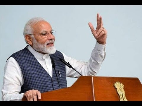 PM Modi LIVE | PM Narendra Modi Address Nation from ISRO HQ | Chandrayaan 2 Landing | ABN LIVE teluguvoice