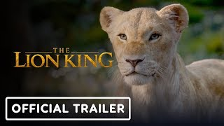 The Lion King Official Teaser (2019) Beyoncé as Nala