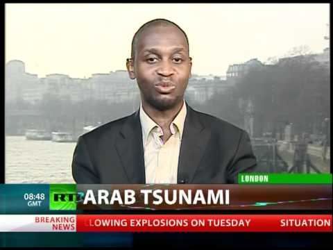 CrossTalk on Arab Tsunami: Bahrain Invasion