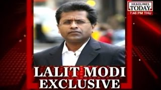 Big Year For Lalit Modi, So What Are His Plans Now?