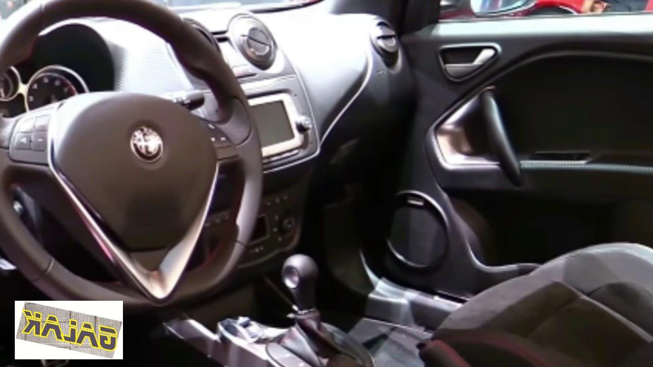 2018 Alfa Romeo Mito Veloce Interior Walkaround all new - YouTube