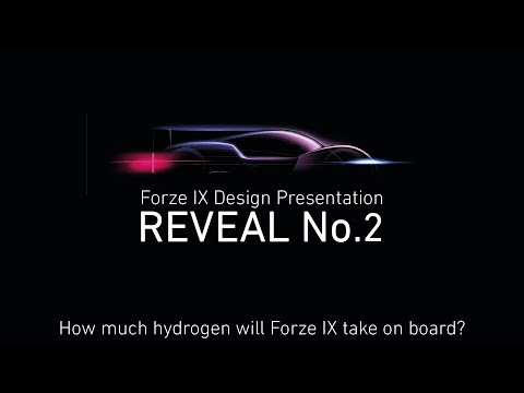 REVEAL No2. The design of our fastest zero-emission race car.