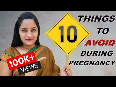 10 Things To Avoid during Pregnancy by Ayurveda | TruptWellness