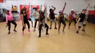 Je Kan Mo - Skales - Real Rhythm Dance Fitness Choreo