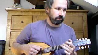 Als ich ein jung Geselle war (Tod von Basel), trad. German, mandolin instrumental