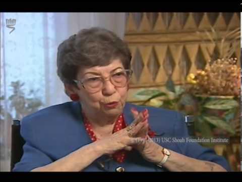 Holocaust Survivor Testimonies: Warnings Before the German Occupation