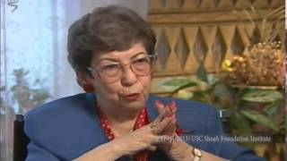 Holocaust Survivor Testimonies: Warnings Before the German Occupation