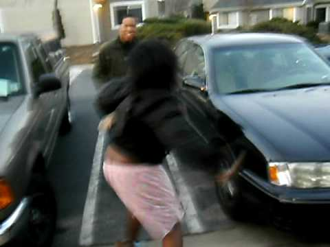 Michael and toya fight