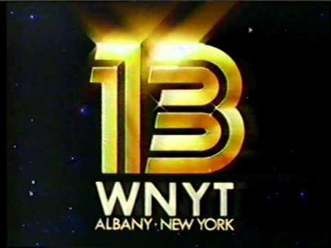 WNYT Station ID 1982