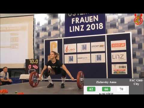 STEMS Allg. Klasse & ÖM U15 - U23 Frauen 2018 - 44kg, 48kg, 53kg, 58kg