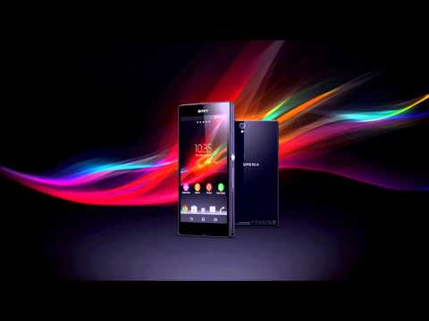 Sony Xperia Original Ringtone 2014 / 2015