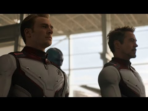 AVENGERS ENDGAME TRAILER 2 OFFICIAL (2019) FULL BREAKDOWN