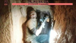 男子把山中廢棄2.5億年的洞穴,挖出80噸石頭後,最後大家都傻眼了!