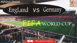 EngLand Vs Germany FIFA WORLD CUP