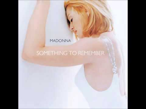 Madonna - Something To Remember [Full Album]