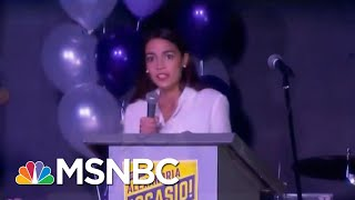 Voters Reject President Donald Trump In Blue Wave Midterm Results | The Last Word | MSNBC