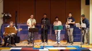 THINK+ SAX QUINTET - oh lord don