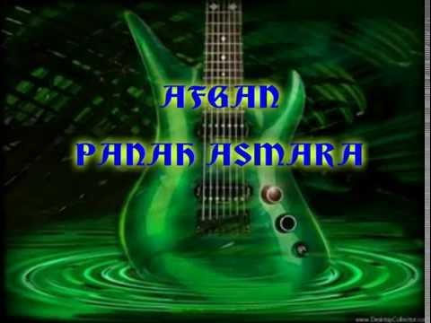 PANAH ASMARA - AFGAN (KARAOKE)