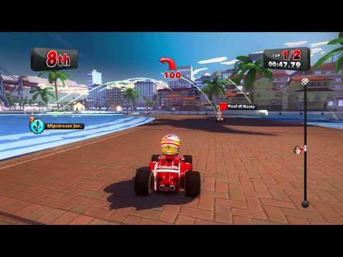 F1 Race Stars: Europe DLC