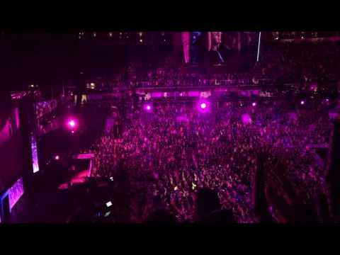 Tony Robbins new beliefs meditation - Unleash the Power Within - San Jose 2016