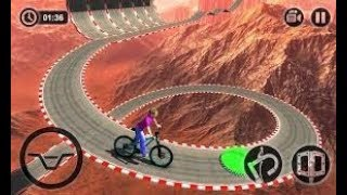 Impossible kids Bicycle Rider-Hill Tracks Racing Games for Android Or ios