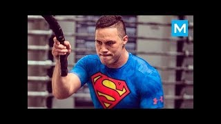Joseph Parker Boxing Training Highlights  Muscle Madness