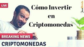 Cómo INVERTIR tus Ingresos en CRIPTOMONEDAS en 2018