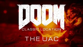 Doom - Classic Level Location The UAC