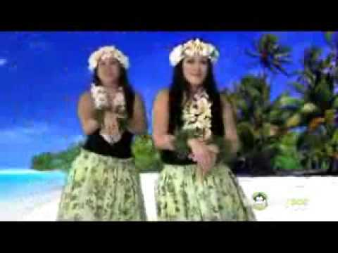 Hula dans in hawaii youtube for Dans youtube