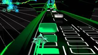 [Audiosurf] 常盤 ゆう - Little Rock Overture (Ninja Mono)