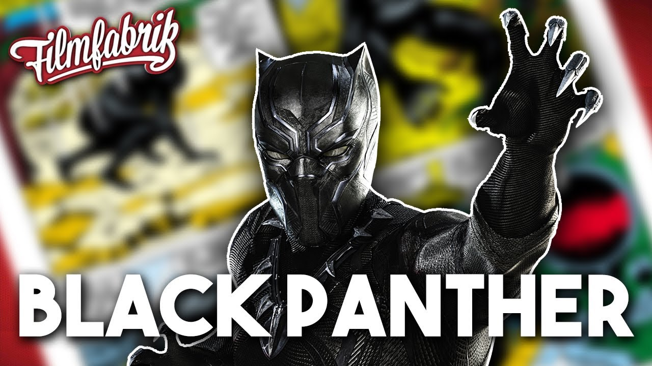 Wer Streamt Black Panther