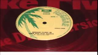 REGGAE CLINIC 45     TAKE  FIVE    VERSION RAGGAE