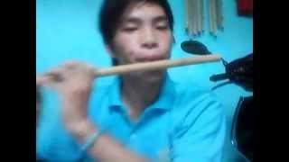 hướng dẫn thổi sáo bài kinh hòa bình cho người mới tập chơi