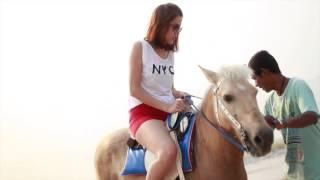 Beach Horse Riding in Hua Hin