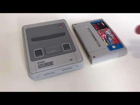 Super Nintendo Classic Mini unboxing!