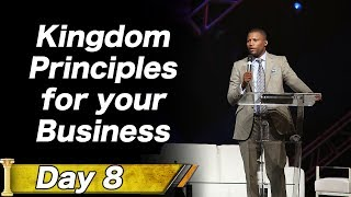 Pastor Gregory Toussaint I 7 Nights of Dominion I Representing the King in Business I TG