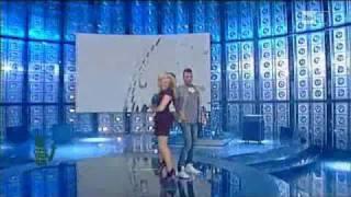 10.10.10-MARCO MENGONI @ DOMENICA IN:Marco ballerino per Lorella Cuccarini...lo struscio sexy!