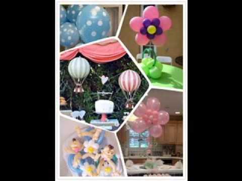 diy unique baby shower centerpiece decorating ideas - youtube