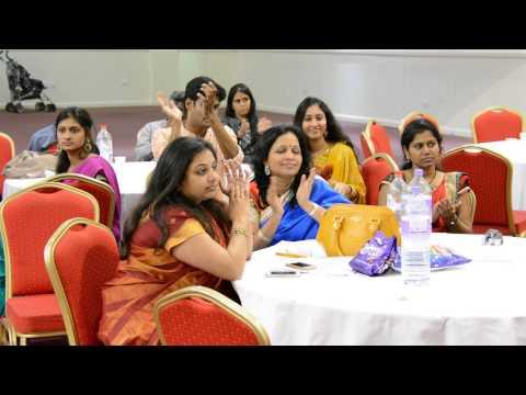Sh. Sirivennela Sitaramasastri at 4th World Telugu Literature Conference(4) in London.