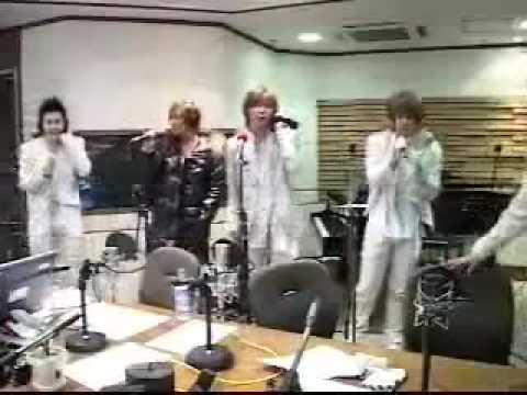 SS501 080327 Sing A song calling for you on live radio show