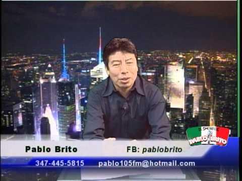 Pablo Brito - 31st Jan 2013