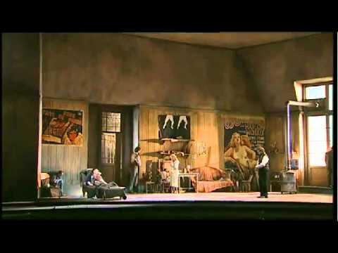 """NATALIE DESSAY """"LA BOHEME"""", PUCCINI, Act 4 - Paris 2009 - Repetition Generale 2/2"""