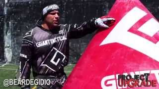 How to win 1 on 1 paintball games by Bear DEgidio // The Project Upgrade